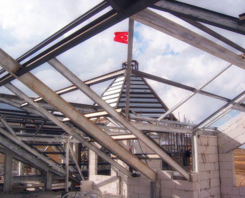 Otel İnşaatı - AKSA TURİZM - ERCİYES OTEL