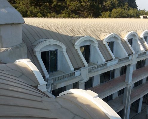 Çatı Kaplama - VERİTA OTEL