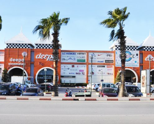 Outlet Center - DEEPO - TORUNLAR GYO