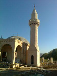 Camii İnşaatı - Çerkezya