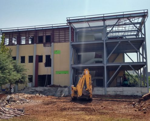 İdari Bina Renavasyon - A.Ü. TEKNOKENT